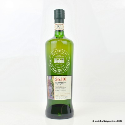 SMWS 26.101 Clynelish 9 Year Old 10th Anniversary Of 28 Queen Street
