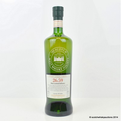 SMWS 26.59 Clynelish 1984 24 Year Old