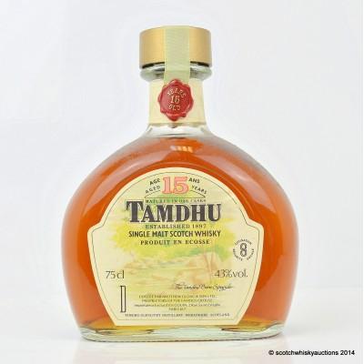 Tamdhu 15 Year Old 75cl