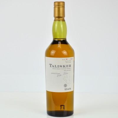 Talisker 1989 Friends Of Classic Malts Limited Edition