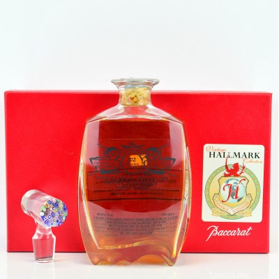 Thistledown 1965 32 Year Old Special Reserve Baccarat Crystal Decanter 75cl US Import
