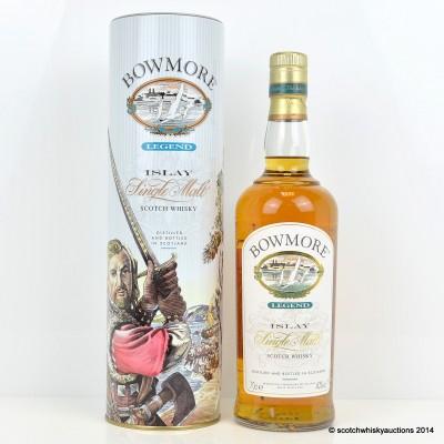 Bowmore Legend Of The Battle Of Gruinard