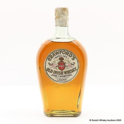 Crawford's Old Irish Whisky
