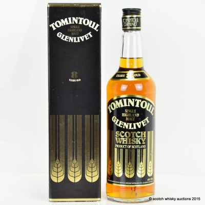 Tomintoul 8 Year Old 75cl