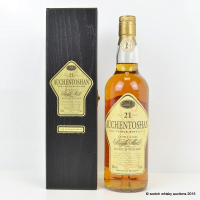 Auchentoshan 21 Year Old