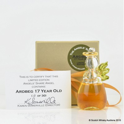Ardbeg 17 Year Old Angels' Share Angel