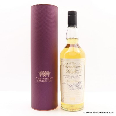 A Fine Christmas Malt 10 Year Old The Whisky Exchange 2019 Release