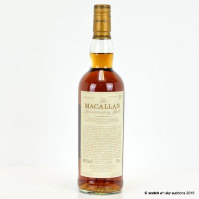 Macallan 1975 Anniversary Malt