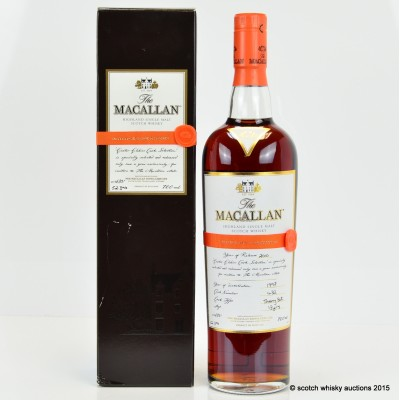 Macallan Easter Elchies 2010