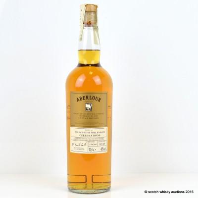 Aberlour for The Scottish Millennium Celebrations