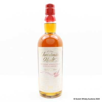 A Fine Christmas Malt 17 Year Old The Whisky Exchange 2018 Release