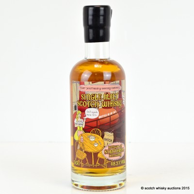Boutique-y Whisky Co Strathmill Batch #1 50cl