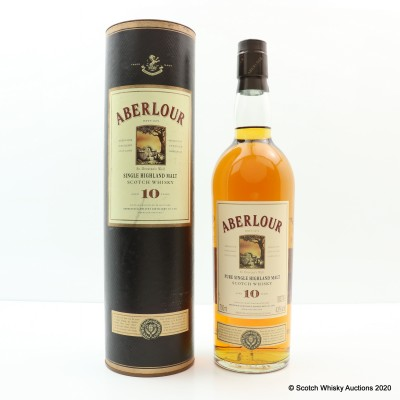 Aberlour 10 Year Old 75cl