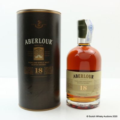 Aberlour 18 Year Old 50cl