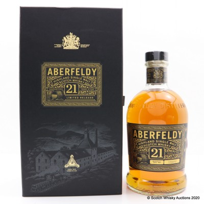 Aberfeldy 21 Year Old 75cl
