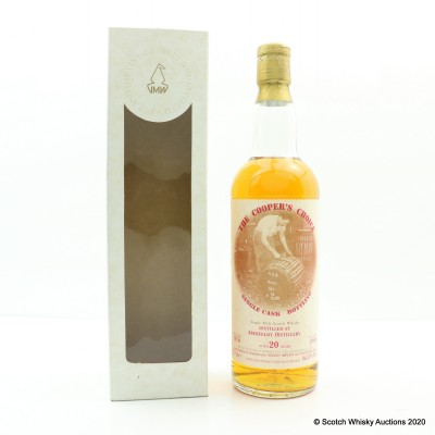 Aberfeldy 1978 20 Year Old The Cooper's Choice
