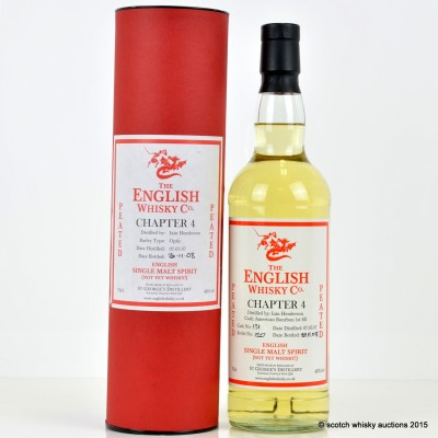 English Whisky Co Chapter 4