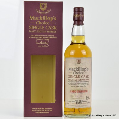 Port Ellen 1979 MacKillop's Choice