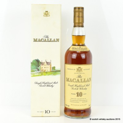 Macallan 10 Year Old 75cl