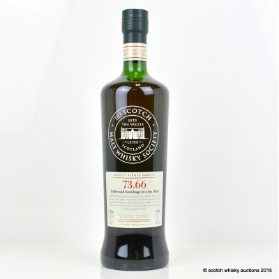SMWS 73.66 Aultmore 1989 24 Year Old