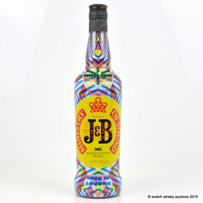 J&B Ministry Of Sound