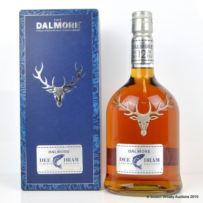 Dalmore Dee Dram Original 2010 12 Year Old