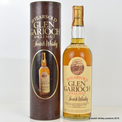 Glen Garioch 10 Year Old Old Style 75cl