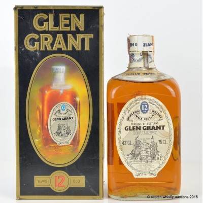 Glen Grant 12 Year Old 75cl
