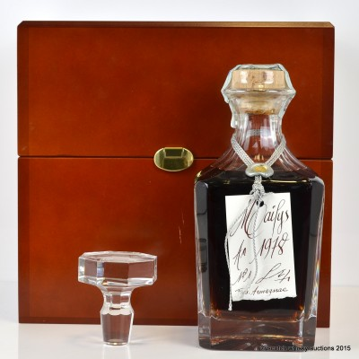 Maïlys An 1978 Armagnac Decanter In Presentation Box