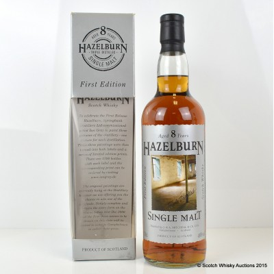 Hazelburn First Edition 8 Year Old The Maltings