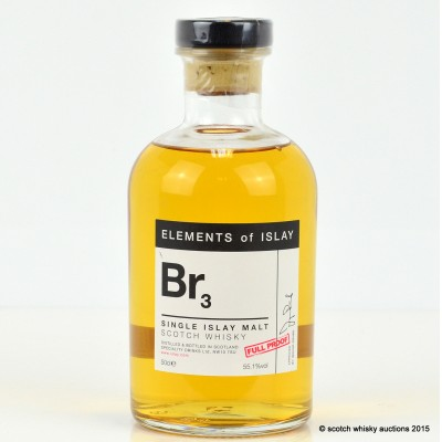 Elements Of Islay Br3 50cl