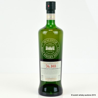 SMWS 76.103 Mortlach 1987 26 Year Old