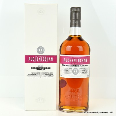 Auchentoshan Bordeaux Cask 1999 11 Year Old
