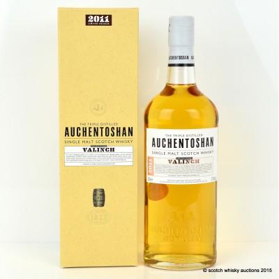 Auchentoshan Valinch 2011 Release