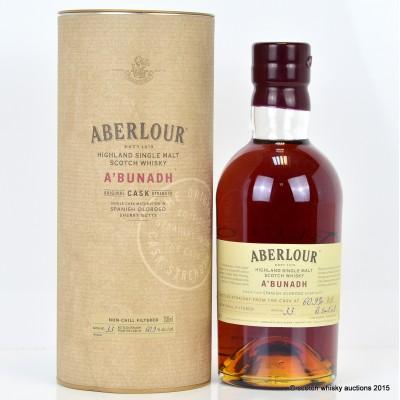 Aberlour A'Bunadh Batch #33