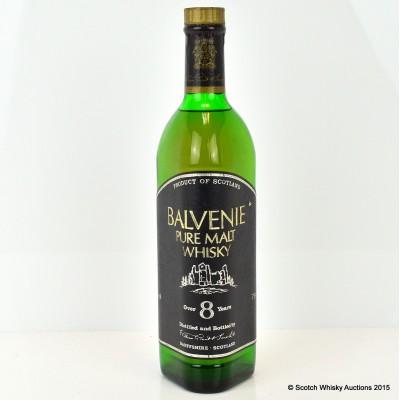 Balvenie Pure Malt Over 8 Year Old 75cl