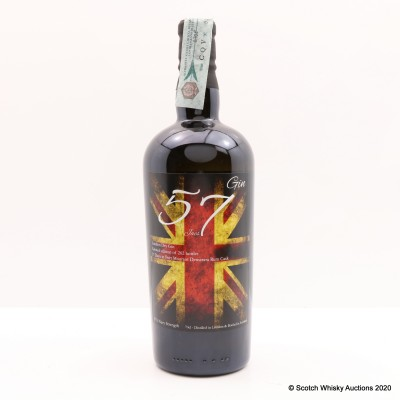 57 London Dry Navy Strength Gin Batch Limited Edition