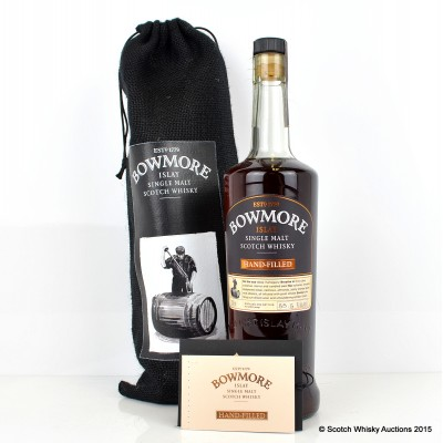 Bowmore Hand Filled 1st Edition