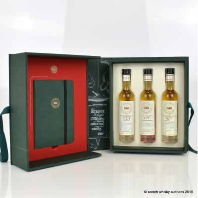 SMWS Membership Pack With 3 X 10cl