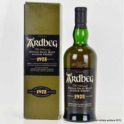 Ardbeg 1975 2001 Release