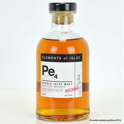 Elements Of Islay Pe4 50cl