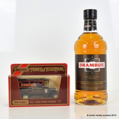 Drambuie Liqueur & Mini Van