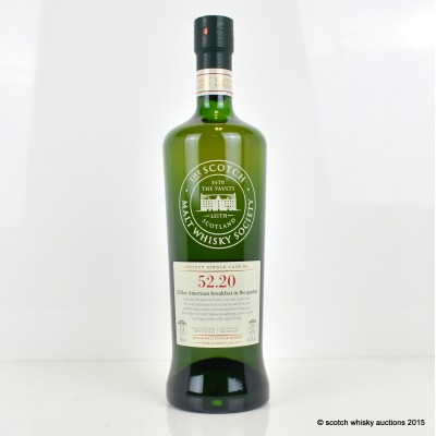 SMWS 52.20 Old Pulteney 2001 13 Year Old