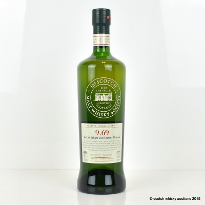SMWS 9.69 Glen Grant 1995 17 Year Old