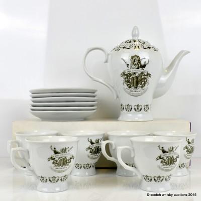 Hendrick's Gin Tea Set