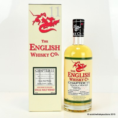 English Whisky Co Chapter 11