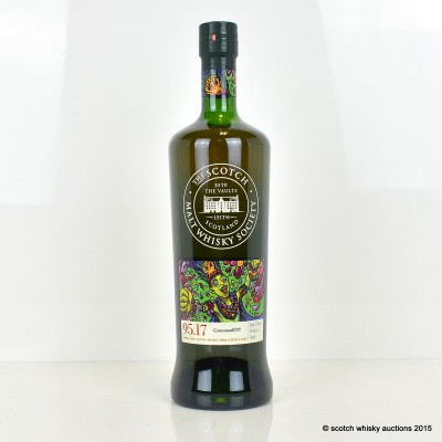 SMWS 95.17 Auchroisk 23 Year Old