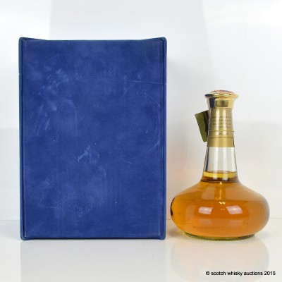 Glenrothes 1989 Single Cask Caledonian Selection Decanter