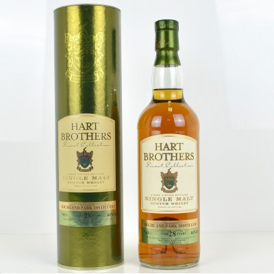 Highland Park 1977 28 Year Old Hart Brothers