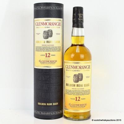 Glenmorangie Golden Rum Cask 12 Year Old